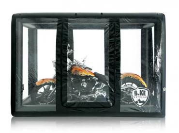 CarCapsule™ Showcase Bike Capsule, Indoor