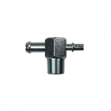 Right Stuff 68 - 69 3/8 Thread, 2 Ports (Rally Sport) - Intake Manifold Fitting IMF68RS