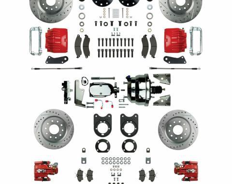 Right Stuff Power Four Wheel Siganture Disc Conversion AFXDC51CZX