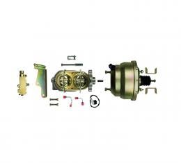 """Right Stuff Upper Assembly with Gold Booster, 1.125"""" Bore, Valve, Lines and Brackets G82310971"""