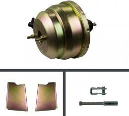 Right Stuff 8 Dual Booster w/ Rod Bracket RPB8431