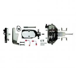 """Right Stuff Upper Assembly with Chrome Booster, 1.125"""" Bore, Valve and Brackets J92215171"""