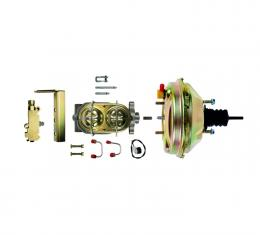 """Right Stuff Upper Assembly with Gold Booster, 1"""" Bore and Valve G90201871"""