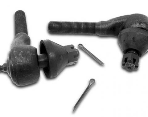 Corvette Tie Rod Ends, Left & Right, 1963-1982