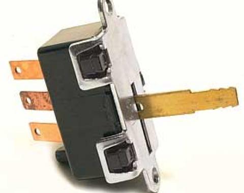 Corvette Windshield Wiper Switch, 1968-1976