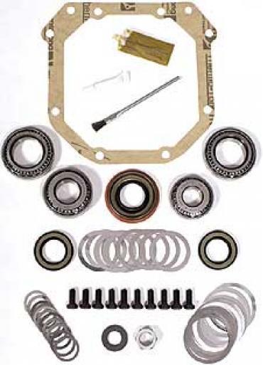 Corvette Differential Rebuild Kit, 1980-1982