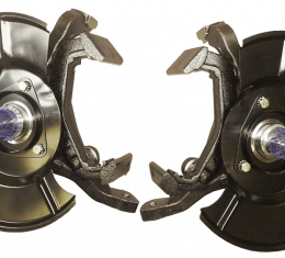 Granada Front Spindle Assembly, Left and Right, 1975-1980