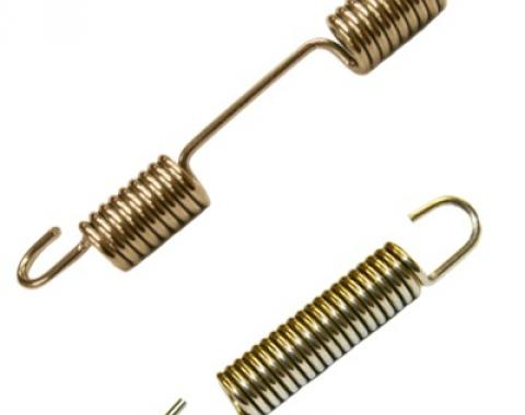 Corvette Emergency Brake Spring Kit, Upper and Lower, 1965-1982