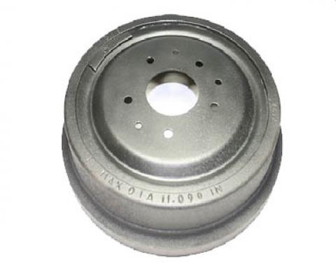 Corvette Brake Drum, (53-62 Front or 53-65 Rear), 1953-1965