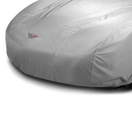 Corvette Car Cover, Coverking Silverguard™, With C5 Logo, 1997-2004