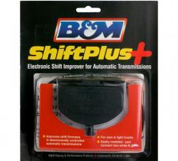 B&M ShiftPlus Electronic Shift Improver Automatic Transmission Shift Kit 70381
