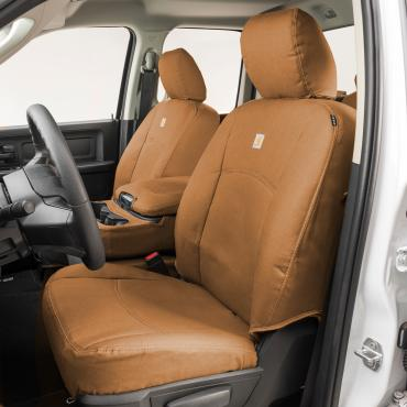 Covercraft 2021 Toyota Venza Precision Fit Carhartt Front Row Seat Covers GTT4230ABCABN