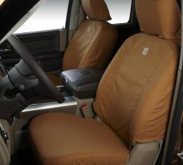 Covercraft Carhartt SeatSaver Custom Seat Cover, Brown SSC7455CABN