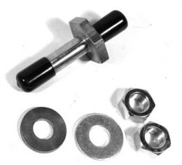 Corvette Rear Strut Rod-Frame Stud with Nut, 1959-1962