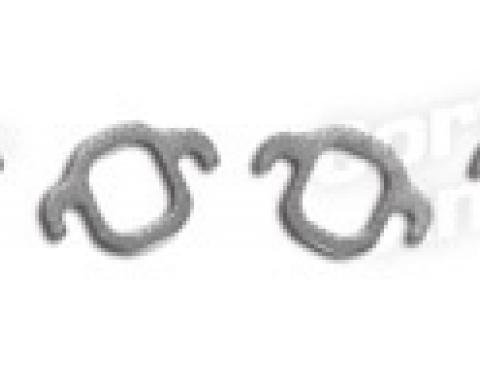 Corvette Exhaust Manifold Gasket Set, Small Block, 1957-1980