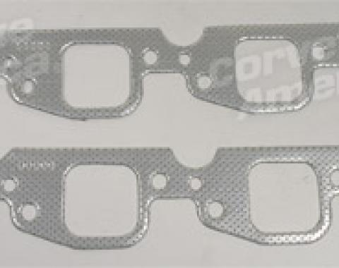 Corvette Exhaust Manifold Gasket Set, Big Block, 1965-1974