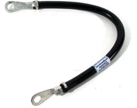 Corvette Ground Cable, Starter to Frame, 1972-1982