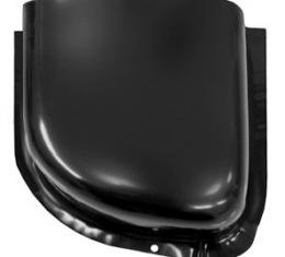 Key Parts '60-'66 Lower Air Vent Cowl, Driver's Side 0848-333 L