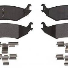 ACDELCO Brake Pad 17D1046MH