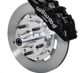 Wilwood Brakes Forged Dynapro 6 Big Brake Front Brake Kit (Hub) 140-10738