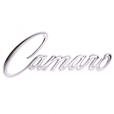Camaro Fender Emblem, Camaro, 1968-1969