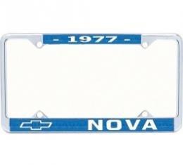 Nova Licesne Frame, 1977