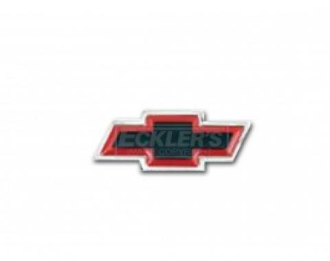 Proform 141-328 Chrome Air Cleaner Wing Nut with Small Hi-Tech Red Bowtie Logo for 1//4-20 Thread