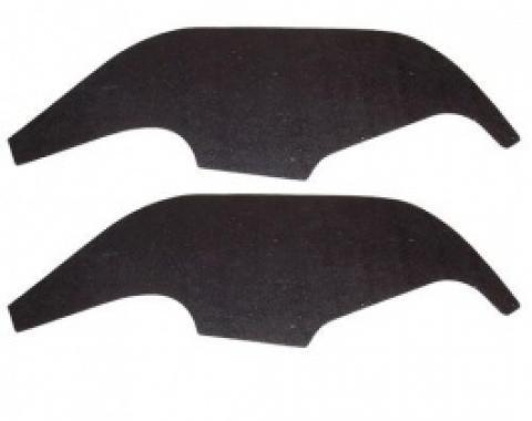 Nova A-Arm Front Splash Seals, 1970-1975