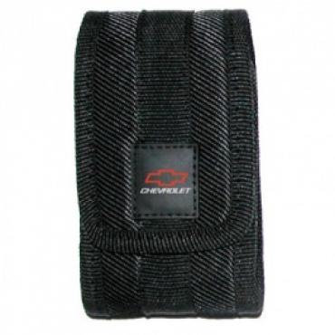 Chevy Cell Phone/Media Holder,Medium,Bow Tie Logo