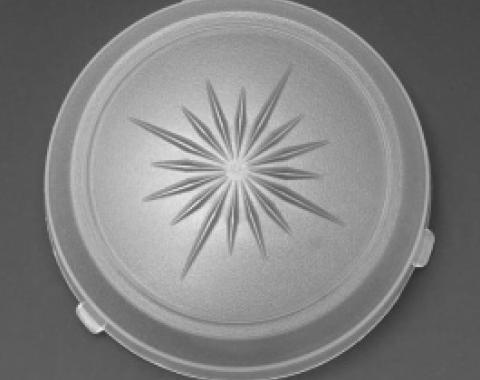Nova Lens, Dome Light, Round, 1971-1979