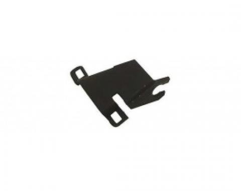Nova Floor Shifter Cable Transmission Side Mounting Bracket, Automatic Transmission, Powerglide, 1968-1969