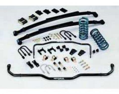 Performance Suspension Kit, Total Vehicle System, Small Block, Hotchkis, Nova 1968-1974