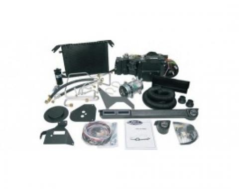Chevy II-Nova Air Conditioning Kit, Gen IV, Sure Fit, Vintage Air, With Factory Air, 1969-1972