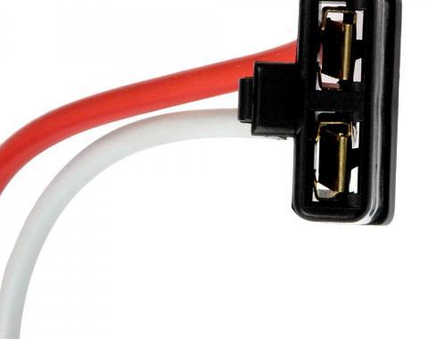 Corvette Alternator Plug Connector, 1969-1985