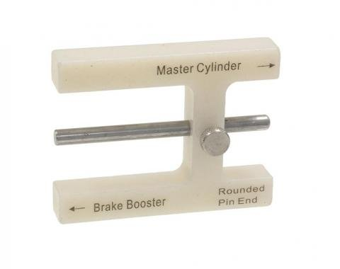 Corvette Power Brake Booster Rod Adjustment Tool, 1968-1976