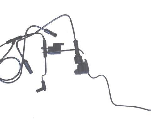 Corvette Secondary Actuator Vacuum Control Valve Hose, 1993-1995