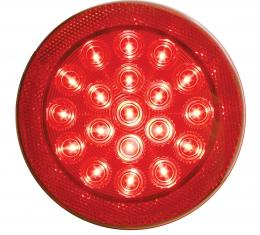 United Pacific 19 LED Tail Light For 1984-90 Chevy Corvette CTL8490LED