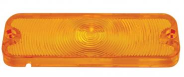 United Pacific Park Light Lens, Amber For 1964 Chevy Chevelle CH001