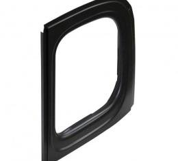 United Pacific Quarter Window Frame For 1932 Ford 5-Window Coupe - L/H B20053