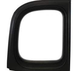United Pacific Quarter Window Panel For 1932 Ford 5-Window Coupe - R/H B20052