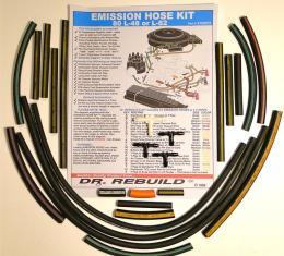 Corvette Emission Hose Kit, 1981 4 Speed