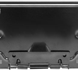 Chevelle Gas Door & License Plate Bracket, 1964-1965