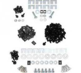 Full Size Chevy Front End Sheet Metal Fastener Set, 1962