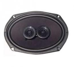Full Size Chevy Speaker, 140Watt, Dual Voice Coil, 1958-1960, 1971-1976