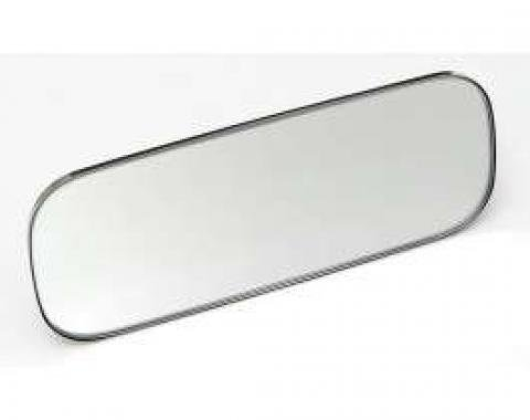 Full Size Chevy Interior Rear View Mirror, Standard, 1958-1962