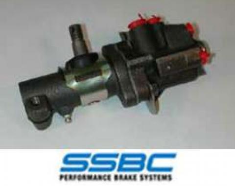 Full Size Chevy Power Steering Control Valve, 1958-1964