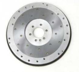 Full Size Chevy Flywheel, Manual Transmission, For Internally Balanced Engines, Aluminum, 1958-1972