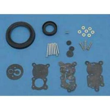 Full Size Chevy Windshield Washer Pump Rebuild Kit, Trico, 1958