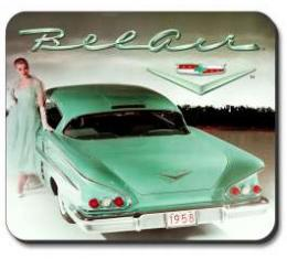 Chevrolet Mouse Pad, 1958 Bel Air