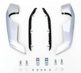Full Size Chevy Bumper Guards, Front, 1968